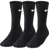 Носки повседневные Nike 3 Pack Value Cotton Crew Sock