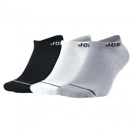 Шкарпети повсякденні Nike Jordan Jumpman No-Show 3Ppk SX5546-018