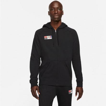 Кофта Nike F.C. Pullover Hoodie DA5577-010