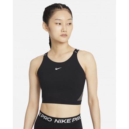 Жіноча майка Nike Pro Dri-FIT Shelf-Bra Cropped Tank DD6450-010
