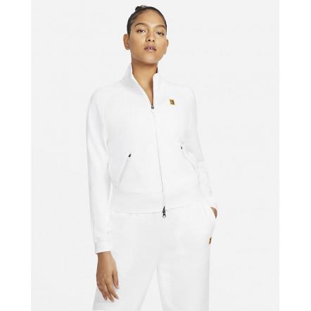 Жіноча толстовка Nike Court Heritage Full-Zip Jacket CV4701-100