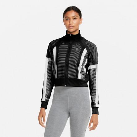 Жіноча толстовка Nike Pro Knit Full-Zip Top CU5756-010