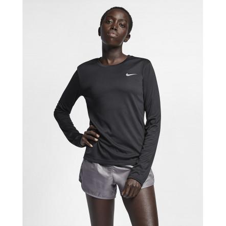 Жіноча футболка Nike Miler Long-Sleeve Top AJ8128-010
