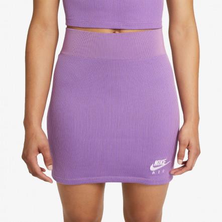 Жіноча спідниця Nike Air Skirt Ribbed CZ9343-591