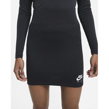 Жіноча спідниця Nike Air Skirt Ribbed CZ9343-010