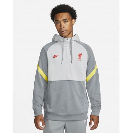 Кофта Nike Liverpool FC Travel Fleece Hoodie DB7824-016