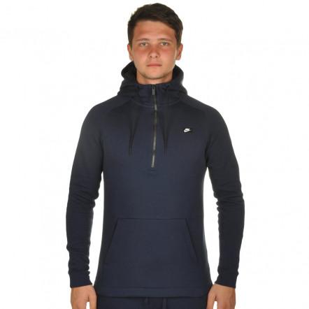 Кофта Nike Modern Half-zip Hoodie 885969-451