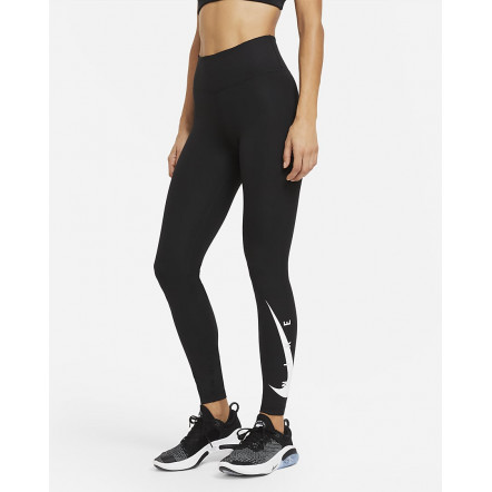 Жіночі лосіни Nike Swoosh Run Tight 7/8 DA1145-010