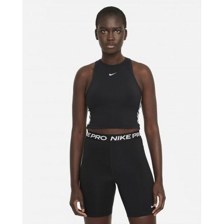 Жіноча майка Nike Pro Dri-FIT Cropped Graphic Tank DD6426-010