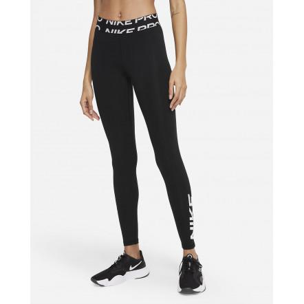 Жіночі лосіни Nike Pro Dri-FIT Mid-Rise Graphic Leggings DD6186-010