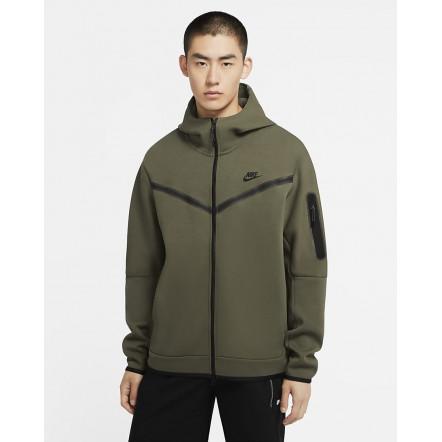 Кофта Nike Sportswear Tech Fleece Hoodie CU4489-380