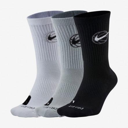 Шкарпети Nike Everyday Crew Basketball DA2123-902