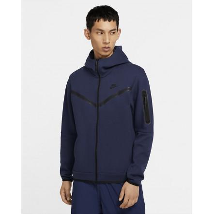 Кофта Nike Sportswear Tech Fleece Hoodie CU4489-410
