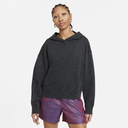 Жіноча толстовка Nike Wash Hoodie CZ9854-010