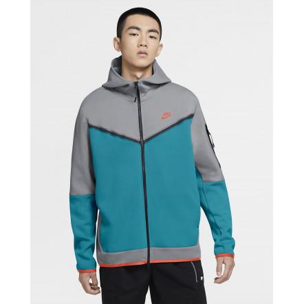 Кофта Nike Sportswear Tech Fleece Hoodie CU4489-012