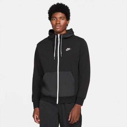 Кофта Nike City Edition Full-Zip French Terry Hoodie CZ9944-010