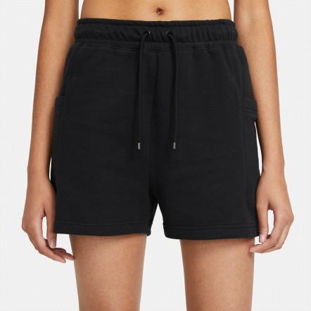 Жіночі шорти Nike Sportswear Air Fleece High-Rise Shorts DC5298-010