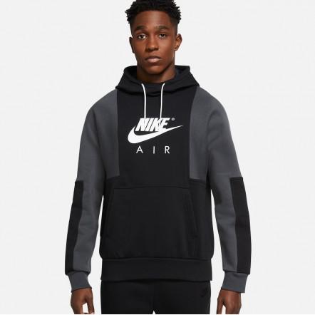 Кофта Nike Air Pullover Fleece Hoodie DD6383-010
