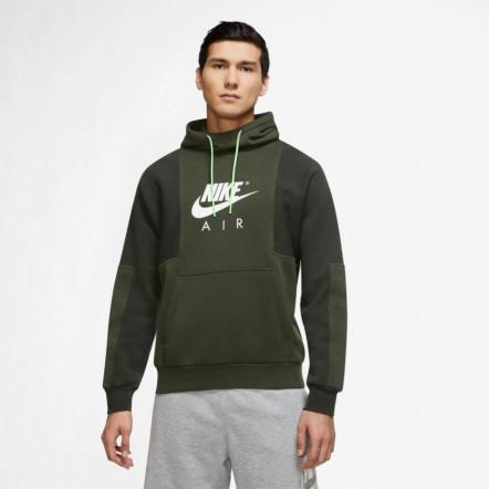 Кофта Nike Air Pullover Fleece Hoodie DD6383-335