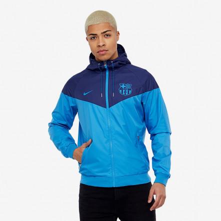 Куртка Nike FC Barcelona NSW Authentic Woven Windrunner