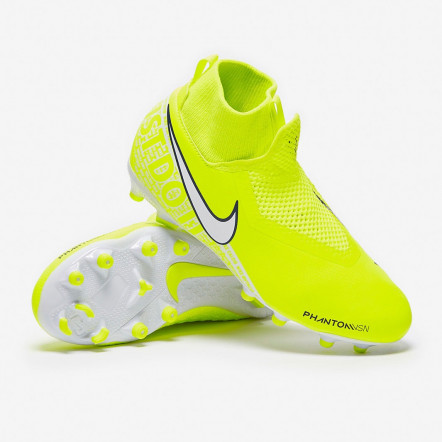 Бутси Nike Kids Phantom VSN Academy DF FG/MG AO3287-717