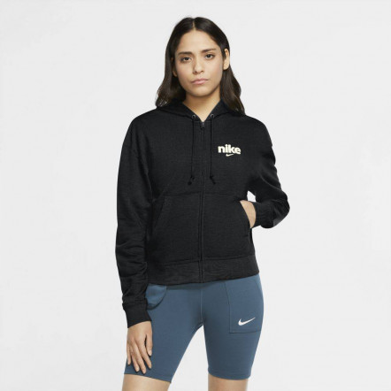 Жіноча толстовка Nike Full Zip Fleece Varsity Hoodie