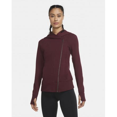 Жіноча толстовка Nike Yoga Full-Zip Hoodie CU5321-681