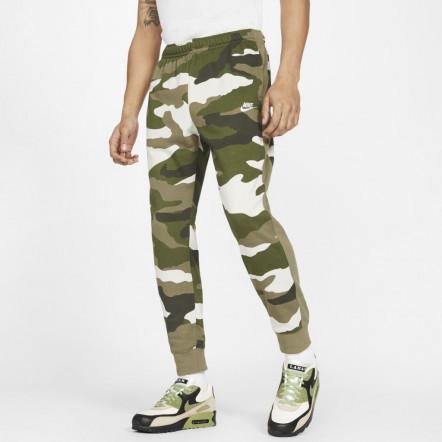 Штани Nike Club Jogger FT Camo  BV2823-223