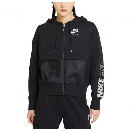 Жіноча толстовка Nike Air Top Fleece CZ8618-010