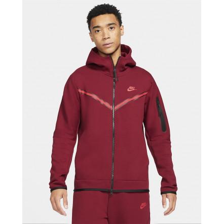 Кофта Nike Sportswear Tech Fleece Hoodie CU4489-677