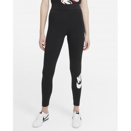 Жіночі лосіни Nike Sportswear Essential High-Rise Leggings Futura CZ8528-010