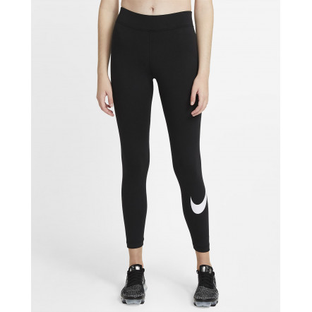 Жіночі лосіни Nike Sportswear Essential High-Rise Leggings Swoosh CZ8530-010