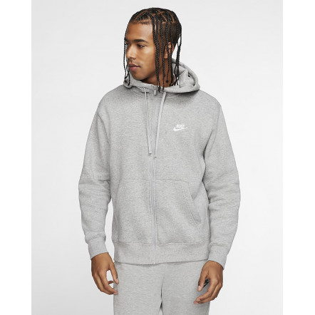 Кофта Nike M Nsw Club Hoodie Fz Bb BV2645-063