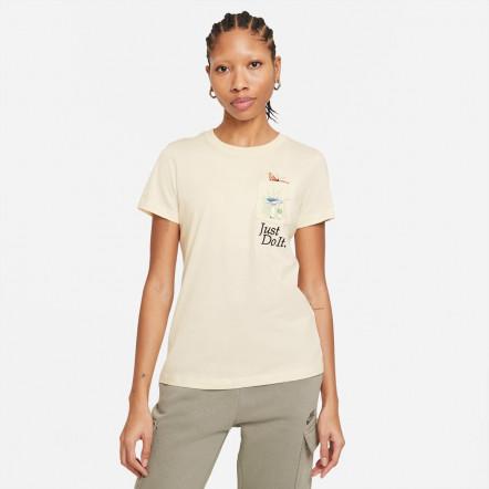 Жіноча футболка Nike Nature Pocket Tee DD1462-113