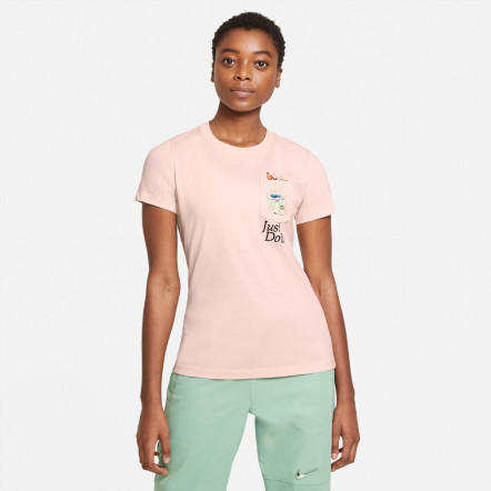 Жіноча футболка Nike Nature Pocket Tee DD1462-805