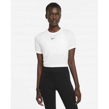 Жіноча футболка Nike Essential Slim Crop Tee DD1328-100