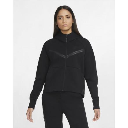 Жіноча толстовка Nike Sportswear Windrunner Tech Fleece CW4298-010