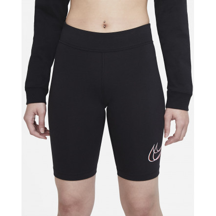 Жіночі шорти Nike Essential Bike Shorts Print DJ4132-010