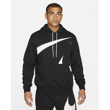 Кофта Nike Sportswear Swoosh Hoodie DD6011-010