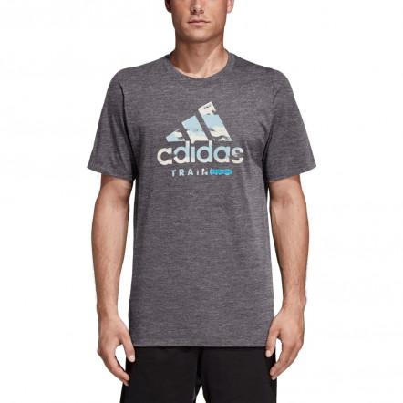 Футболка adidas FreeLift 360 Graphic Logo Tee
