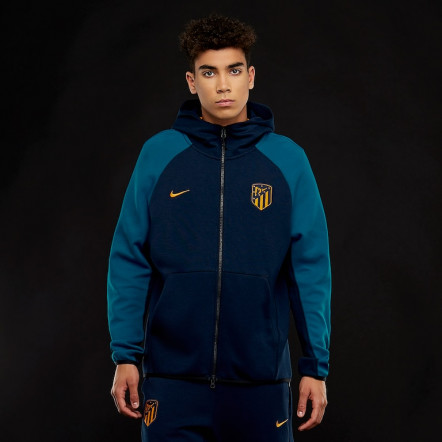 Кофта Nike Atletico Madrid 2018/19 NSW Techfleece Authentic Hoodie