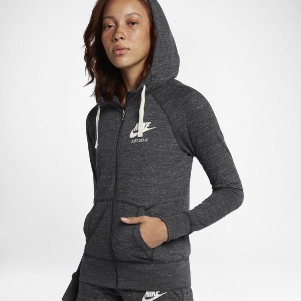 ee2e513b4886 Женская толстовка Nike Sportswear Gym Vintage
