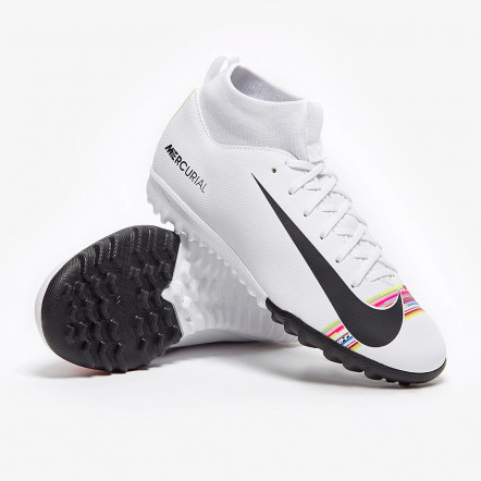 Сороконожки Nike Kids MercurialX Superfly VI Academy GS TF