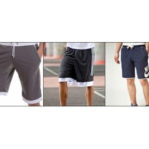 Вибір спортивних шортів для чоловіків