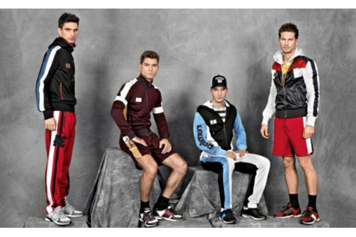 Спортивний чоловічий одяг: особливості та призначення виробів