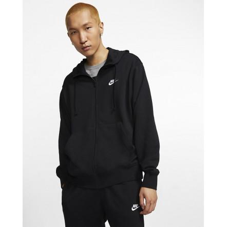 Кофта Nike M Nsw Club Hoodie Fz Ft BV2648-010