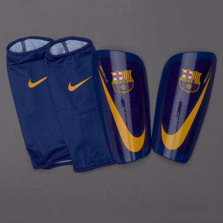 Щитки Nike FC Barcelona Mercurial Lite