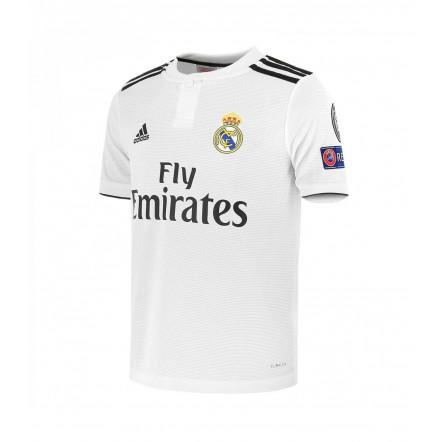 Футболка Adidas Real Madrid Home Champions League Shirt 2018/19 CJ9290