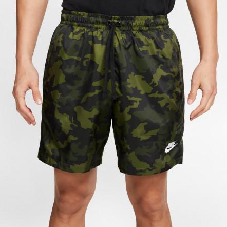 Шорти повсякденні Nike Woven Short Flow Camo CJ4550-331