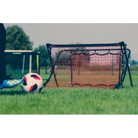 Стінка для відскоку м'яча Pure2improve P2I Soccer Rebounder 02145